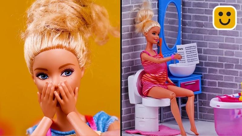 Haz Tus Propios Accesorios, Ropa y Muebles para BARBIES - DIY Barbie Stuff | Blossom Español