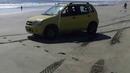 Ignis 4x4 en la playa