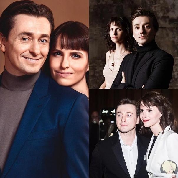 Сергей Безруков признался, что только в отношениях с нынешней женой Анной почувствовал себя по-настоящему счастливым
