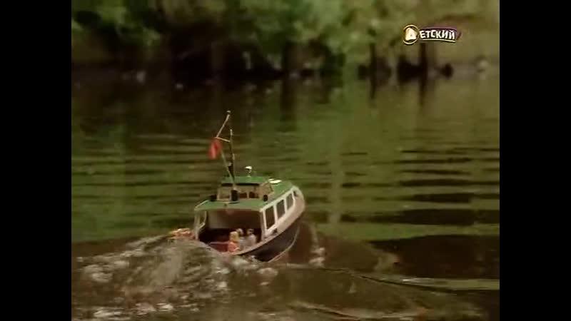 Детективы из табакерки. 4 сезон, 5 серия