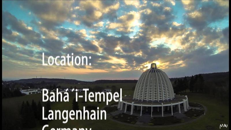 Bahai Tempel Langenhain Germany