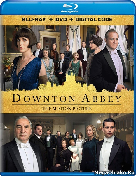 Аббатство Даунтон / Downton Abbey (2019/BDRip/HDRip)