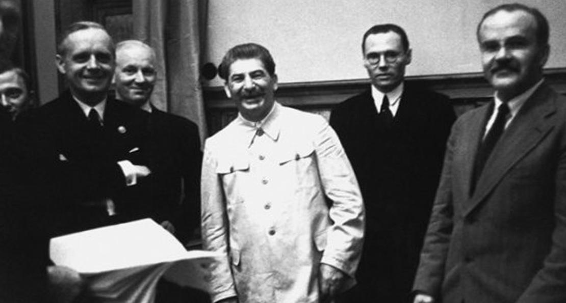 Сталин и немцы