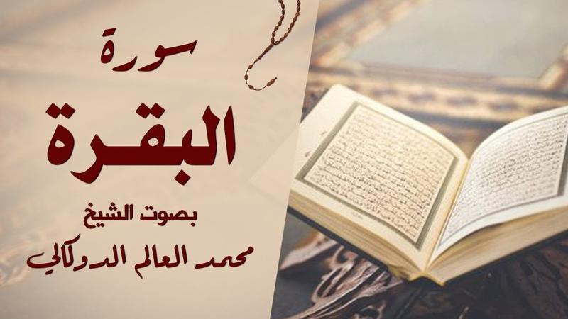 القرآن الكريم | سورة البقرة | بصوت القارئ الش