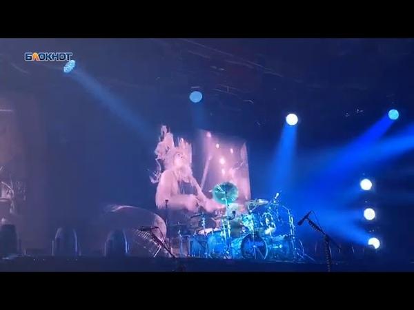 Скорпионс концерт