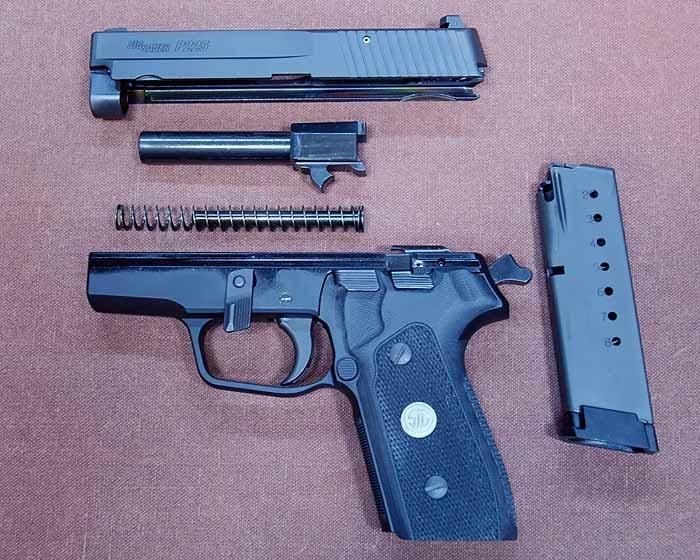 Пистолет SIG-Sauer P225-A1, Швейцария / Германия, изображение №3