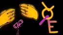 LOVE - Эррор и Инк... Кросс? [5 Часть] (Комикс по Undertale)