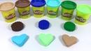 Готовим Разноцветное Мороженое Открываем Сюрприз - Коробочки