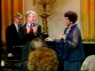 Leontyne Price at the White House: Summertime (encore).