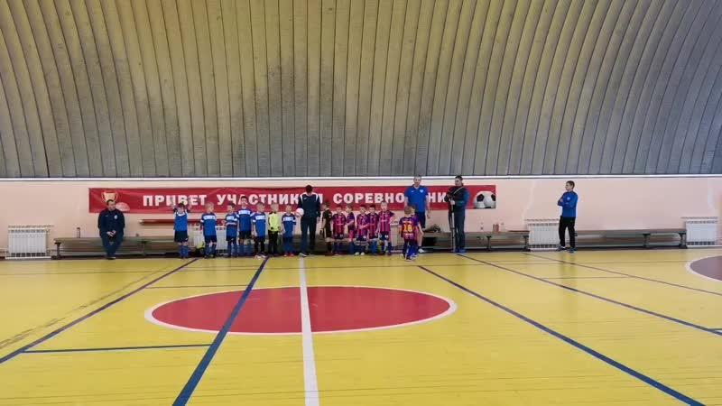 ЦПФ Лада 1-Импульс Тольятти (турнир от 22.02.2020г.)