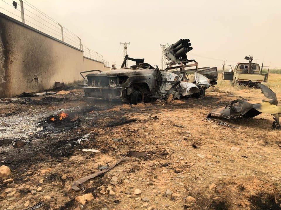 Война в Ливии:итоги 2019 года, изображение №5