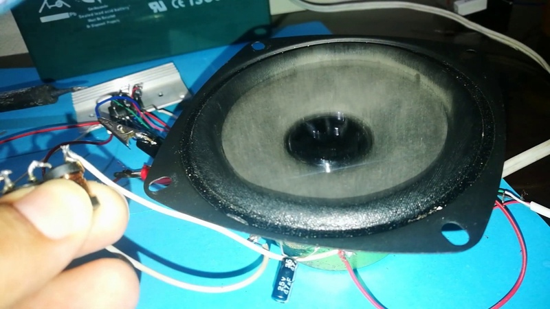 BAS FİLTRESİ YAPIMI BAS YÜKSELTME VE MİD TEMİZLEME boost BASS and clear NOISE from speaker