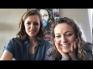 Paige and Holly - YouNow March 15, 2020