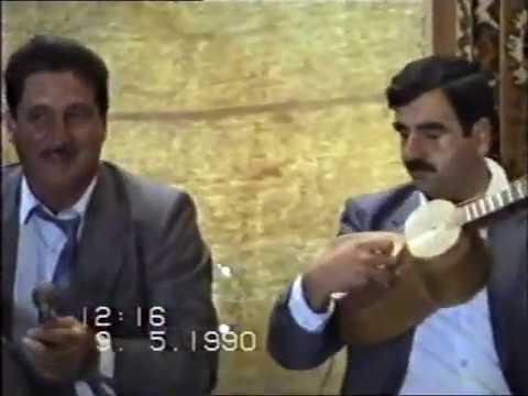 YAQUB MƏMMƏDOV RÖVŞƏN ZAMANOV ƏDALƏT VƏZİROV GÖYÇAY TOYU 09.05.1990