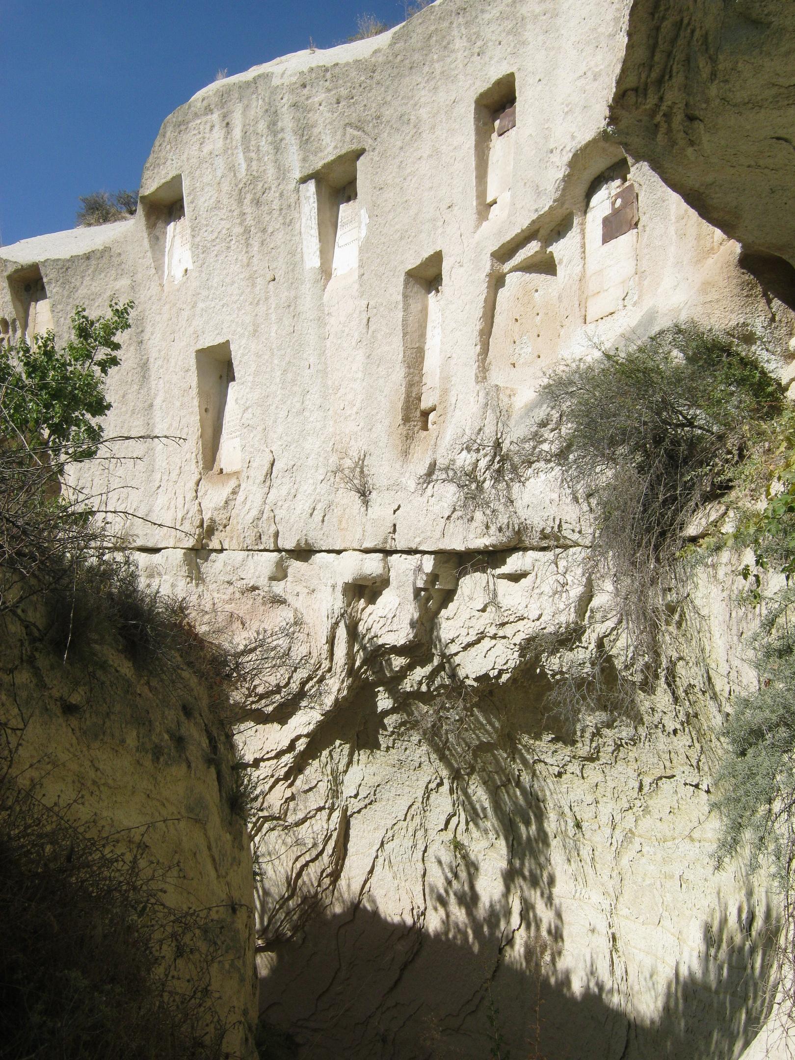 valley of Cappadocia