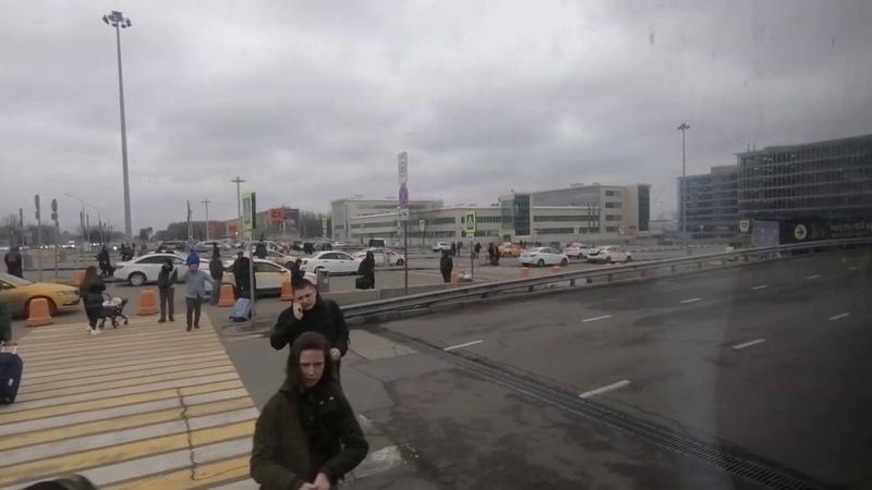 ГолАЗ-622810-10, маршрут 999 (Домодедово - Рязань), А 502 ВА 50 / Bus GolAZ-622810-10, route 999