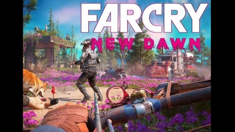 Test Far Cry New Dawn Radeon RX 570 Series