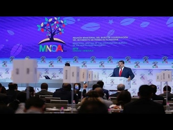 Non Aligned Movement calls on US to end sanctions policy
