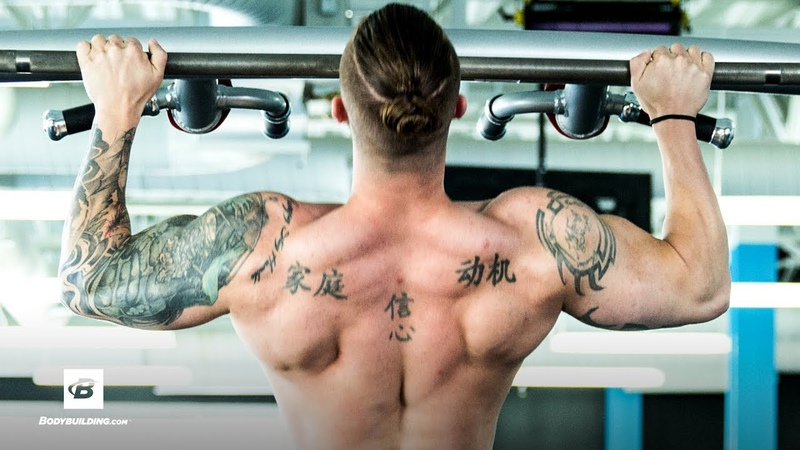 Increase Your Back Width With 5 Moves Tyler Holt