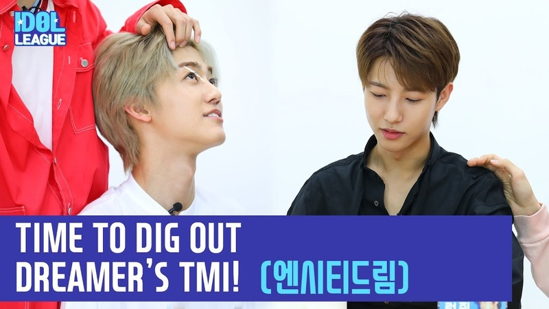 (ENG SUB) NCT DREAM(엔시티드림), TIME TO DIG OUT DREAMER'S TMI! - (45) [IDOL LEAGUE]