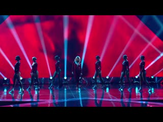 Выступление Миши Романовой на Мисс Украина 2019 ()