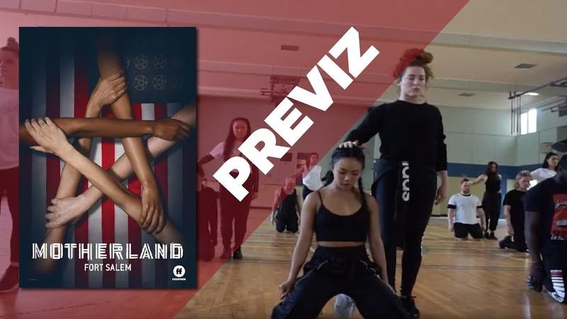 BTS Motherland TV Series Choreography Previz by Paul Becker Tori Caro