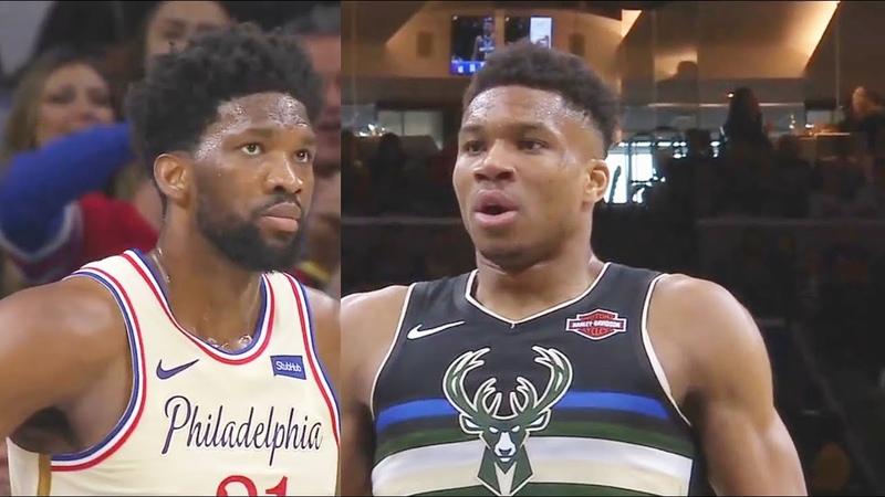 Bucks vs Sixers Full Game Highlights December 25 2019 NBA Season