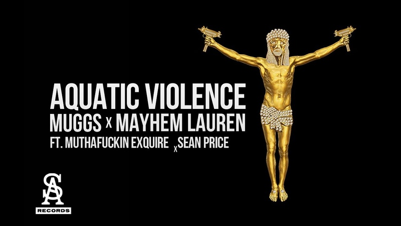 MEYHEM LAUREN DJ MUGGS - Aquatic Violence ft. Mr. Muthafuckin Exquire Sean Price (Official)