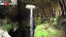Водопад Глотка Баатары . Ливан. Lebanon - FlyTannourine