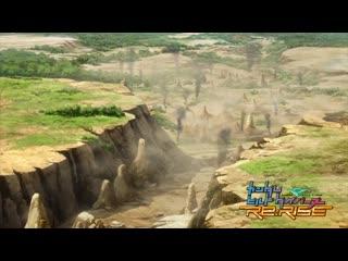 [] Gundam Build Divers ReRise S2 - 18 [720p]