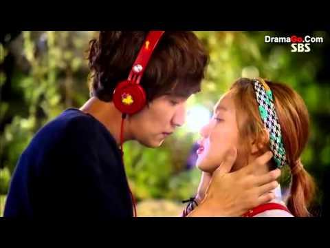 Its Okay, Thats Love - Lee Kwang Soo and Lee Sung Kyung Kissing Scene