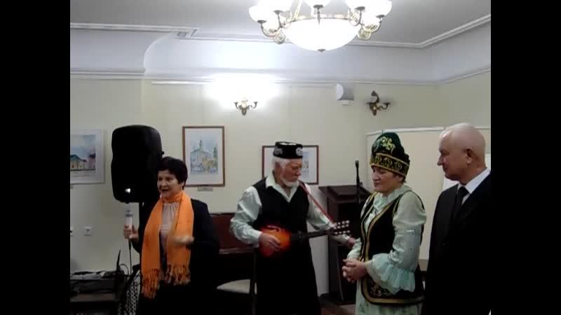 День матери в музея Г. Тукая