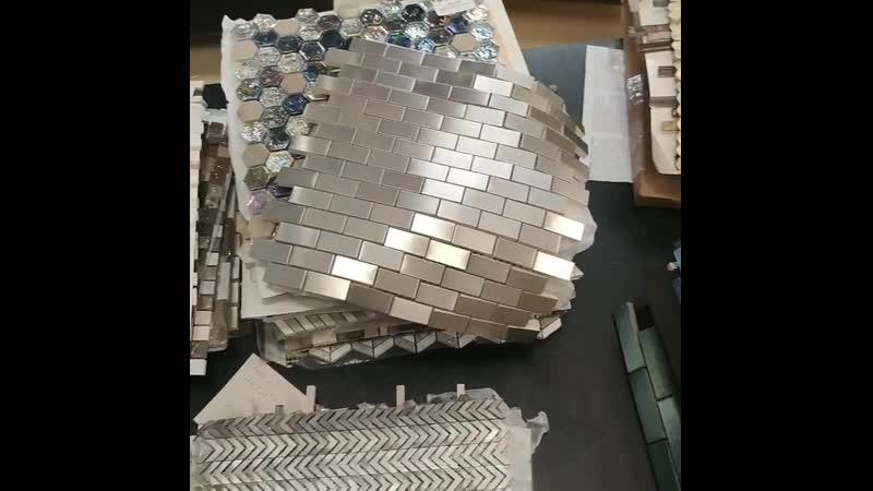 Новая коллекция мозаики LAntic Colonial в VIVA Design!
