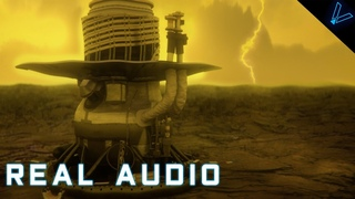 This Is What The Surface Of Venus Sounds Like! Venera 14 Sound Recording 1982 (4K UHD)