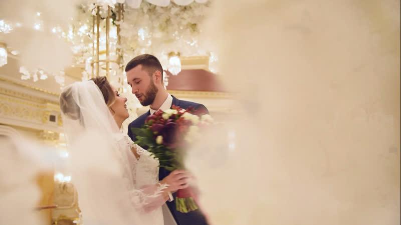 Анна Сергей свадебный клип