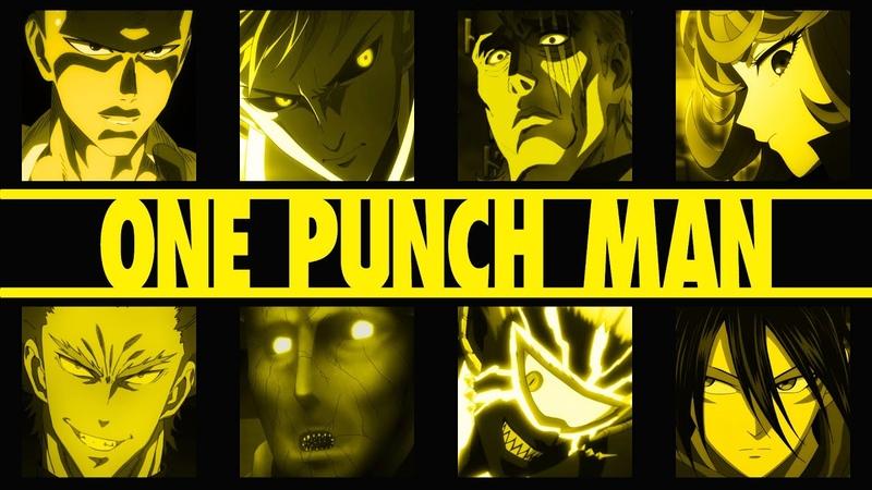 One Punch Man Из князи в норму Обзор аниме