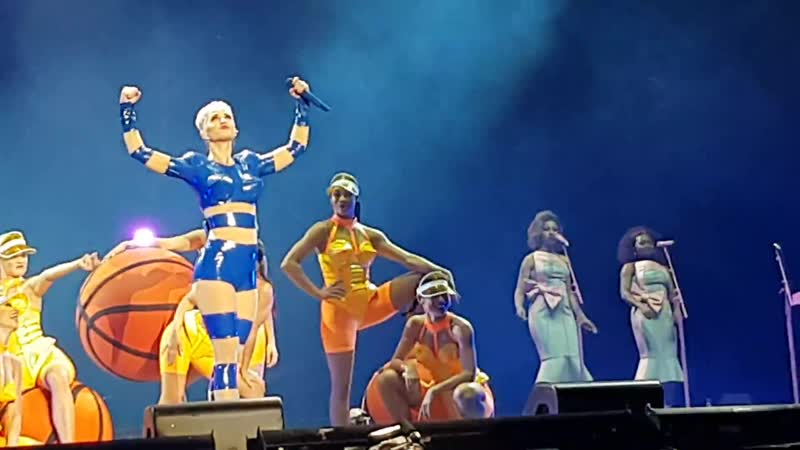Katy Perry Roar Буэнос Айрес Аргентина 11 марта 2018