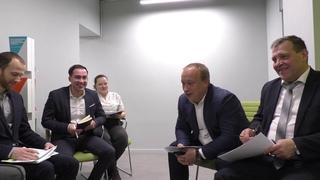 Встреча инициативной группы в УК -