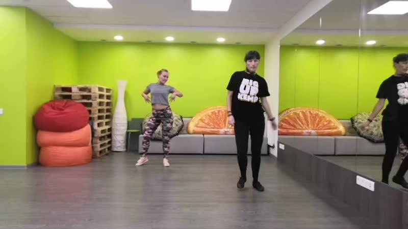 Luba Zhenya Twerk Dance hall Latin Company Izhevsk 2019