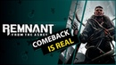 REMNANT: FROM THE ASHES ● COMEBACK IS REAL ● Часть 6 [ФИНАЛ]