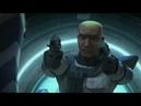 Капитан Рекс избавляется от контрольного чипа Звёздные Войны Войны Клонов 7 сезон