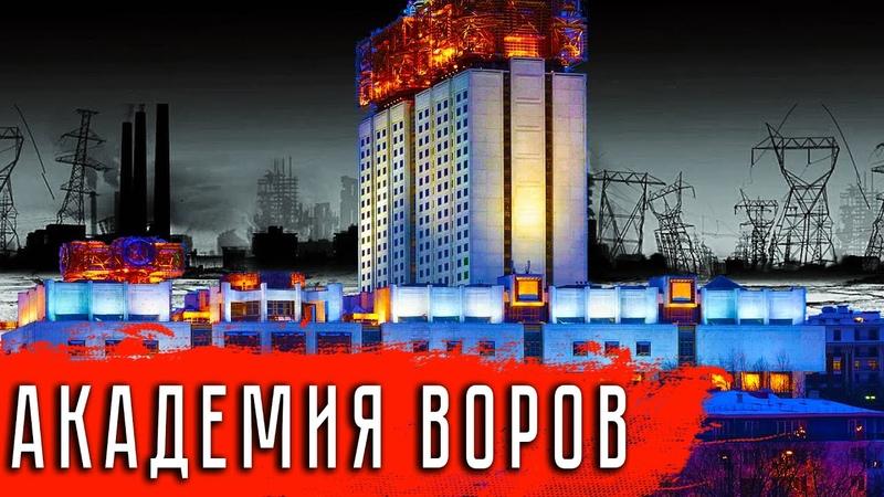 Академия воров ВераМысина РАН ФАНО