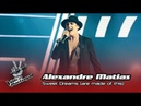 Alexandre Matias – Sweet Dreams (are made of this) | Prova Cega | The Voice Portugal