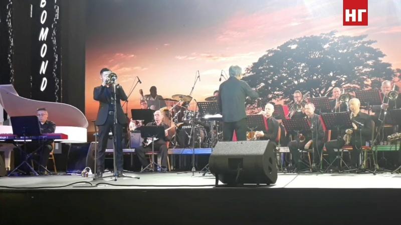 Одинокое дерево Яков Хан и Петропавловский оркестр джазовый музыки Jazz Bomond 2019