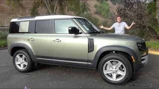Я купил новый Land Rover Defender 2020 года! (И вот почему)