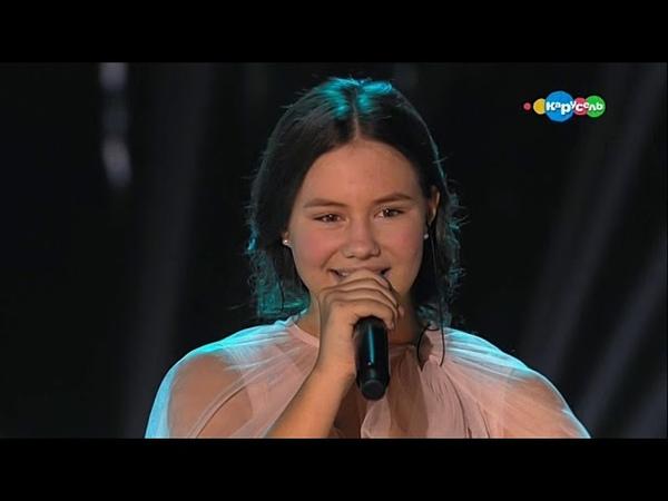 Maria Mirova Put K Mechte Way To Dream Russian JESC 2019 NF