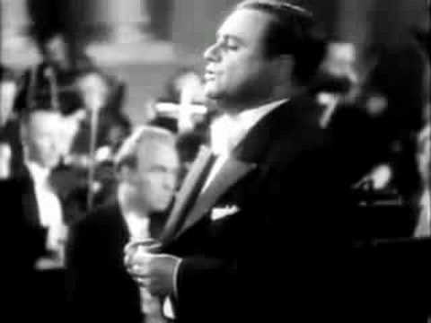 Beniamino Gigli NO TI SCORDAR DI ME 1935