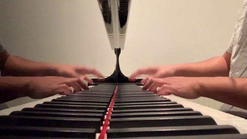 ピアノソロ:「キングダム ハーツ」より「Dearly Beloved」「Kairi」「Musique pour la Tristesse de Xion」メドレー by Benyamin Nuss
