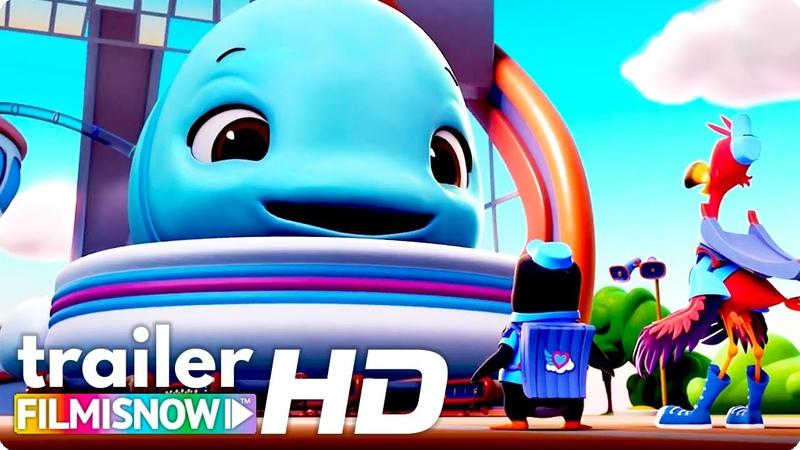 T.O.T.S. (2019) Clip Whale, Hello There! 🐳   Disney Junior Series
