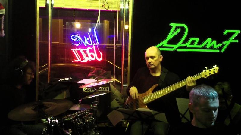 •P A R A D I G M A• Plays Master Class | Dom7 St. Pete. 1/6/16